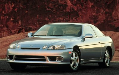 2000 Lexus SC300