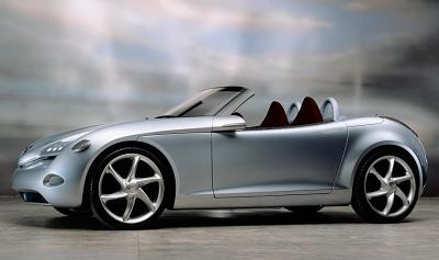 Mercedes-Benz SLA Roadster Concept