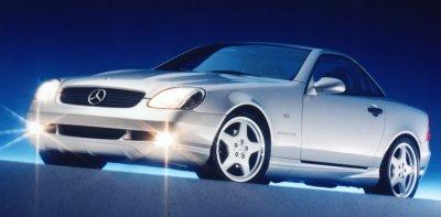 2000 Mercedes-Benz SLK230 Kompressor w/ Sport Package