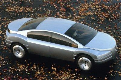 Mitsubishi SSS Concept