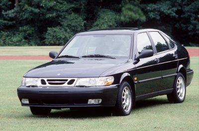 2000 Saab 9-3 5-door