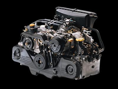 2000 Subaru 2.5L Boxster Engine