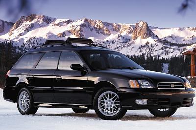 2000 Subaru Legacy L Wagon