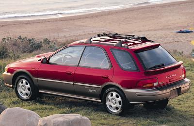 2000 Subaru Outback Sport