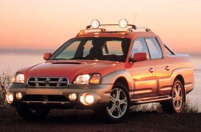 Subaru ST-X Pickup Concept