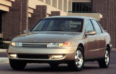2000 Saturn LS2