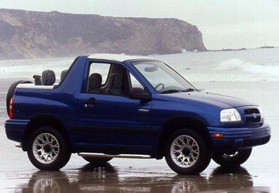 2000 Suzuki 2-door Vitara