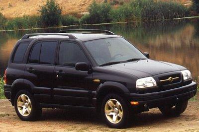 2000 Suzuki 4-door Vitara