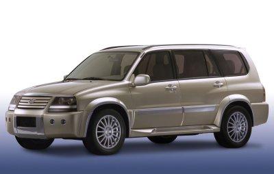 Suzuki XL6 Concept