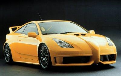 Toyota Ultimate Celica Concept