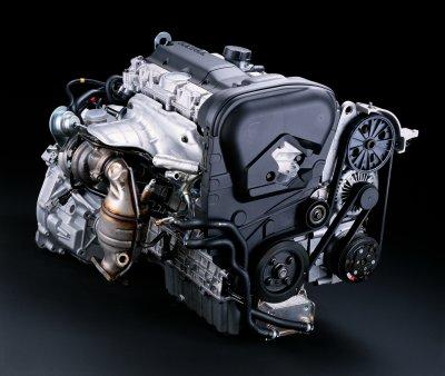 2000 Volvo S40 engine
