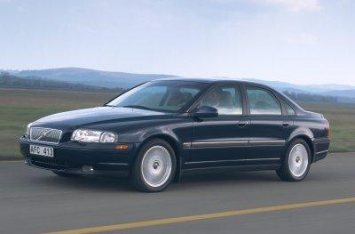 2000 Volvo S80 2.9
