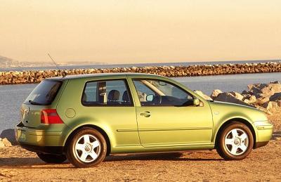2000 Volkswagen GTI 1.8T
