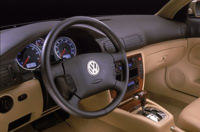 2001.5 Volkswagen Passat GLX