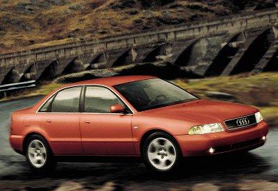 2001 Audi A4 2.8 Quattro