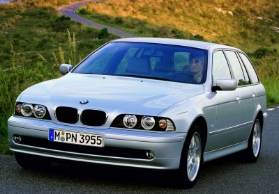 2001 BMW 5-Series Touring Wagon