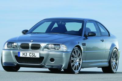 2001 BMW M3 CSL concept