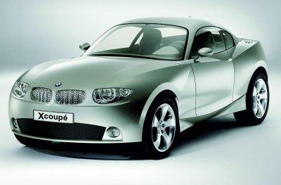 2001 BMW Xcoupe concept