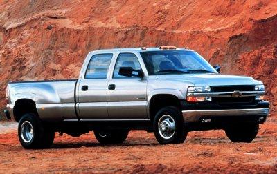 2001 Chevrolet Silverado HD