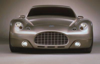 2001 Cunningham C7 concept