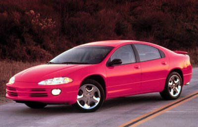 2001 Dodge Intrepid R/T