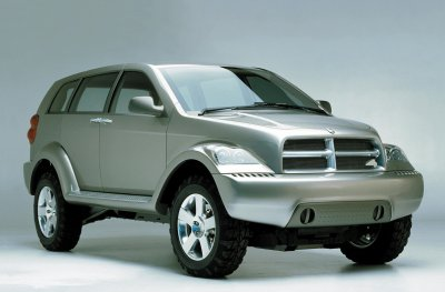 2001 Dodge PowerBox Concept