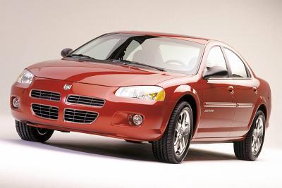 2001 Dodge Stratus sedan