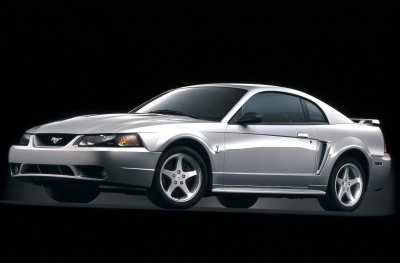 2001 Ford Mustang Cobra