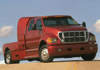 2001 Ford F650 Super Crewzer