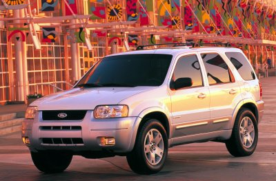 2001 Ford Escape HEV Concept