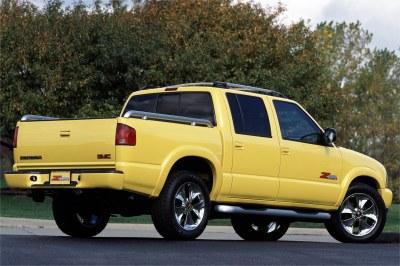 2001 GMC Sonoma ZR-5 concept