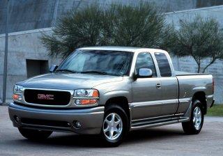 2001 GMC Sierra C-Series