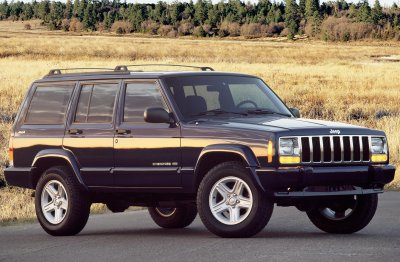 2001 Jeep Cherokee