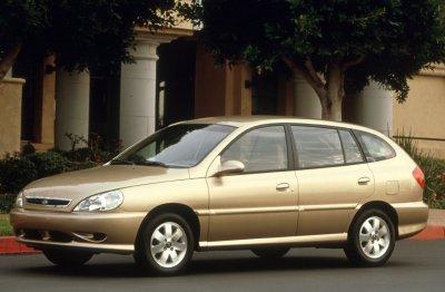 2001 Kia Rio Wagon