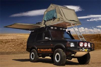 2001 Land Rover Discovery Kalahari concept