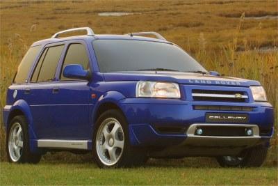 2001 Land Rover Freelander Callaway concept