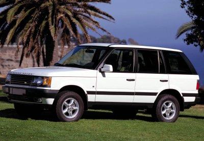 2001 Land Rover Range Rover 4.6 SE