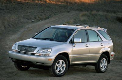 2001 Lexus RX300 SilverSport Edition