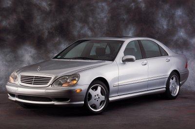 2001 Mercedes-Benz S-class Sport