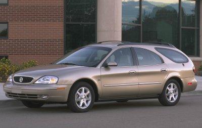2001 Mercury Sable wagon