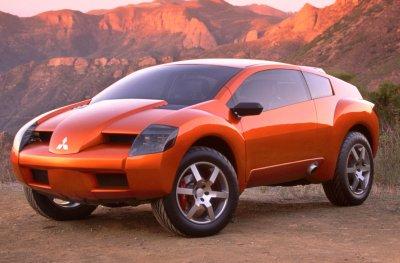2001 Mitsubishi RPM 7000 concept