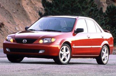 2001 Mazda Prot�g�