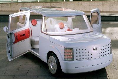 2001 Nissan Chappo concept