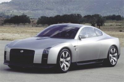 2001 Nissan GT R concept