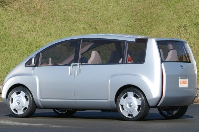 2001 Nissan Kino concept