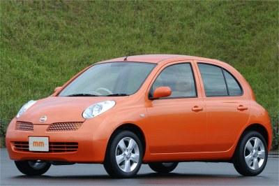 2001 Nissan MicroMini