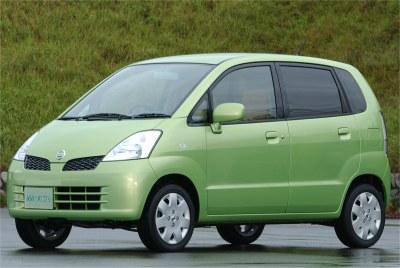 2001 Nissan Moco