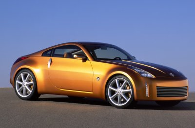2001 Nissan Z prototype
