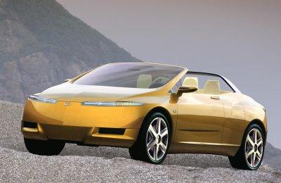 Oldsmobile O4 concept