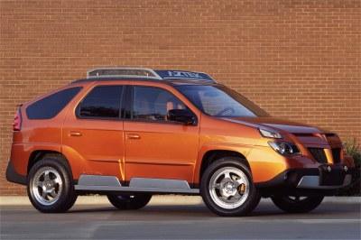 2001 Pontiac Aztek SRV concept